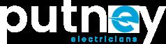 Putney Electricians logo white
